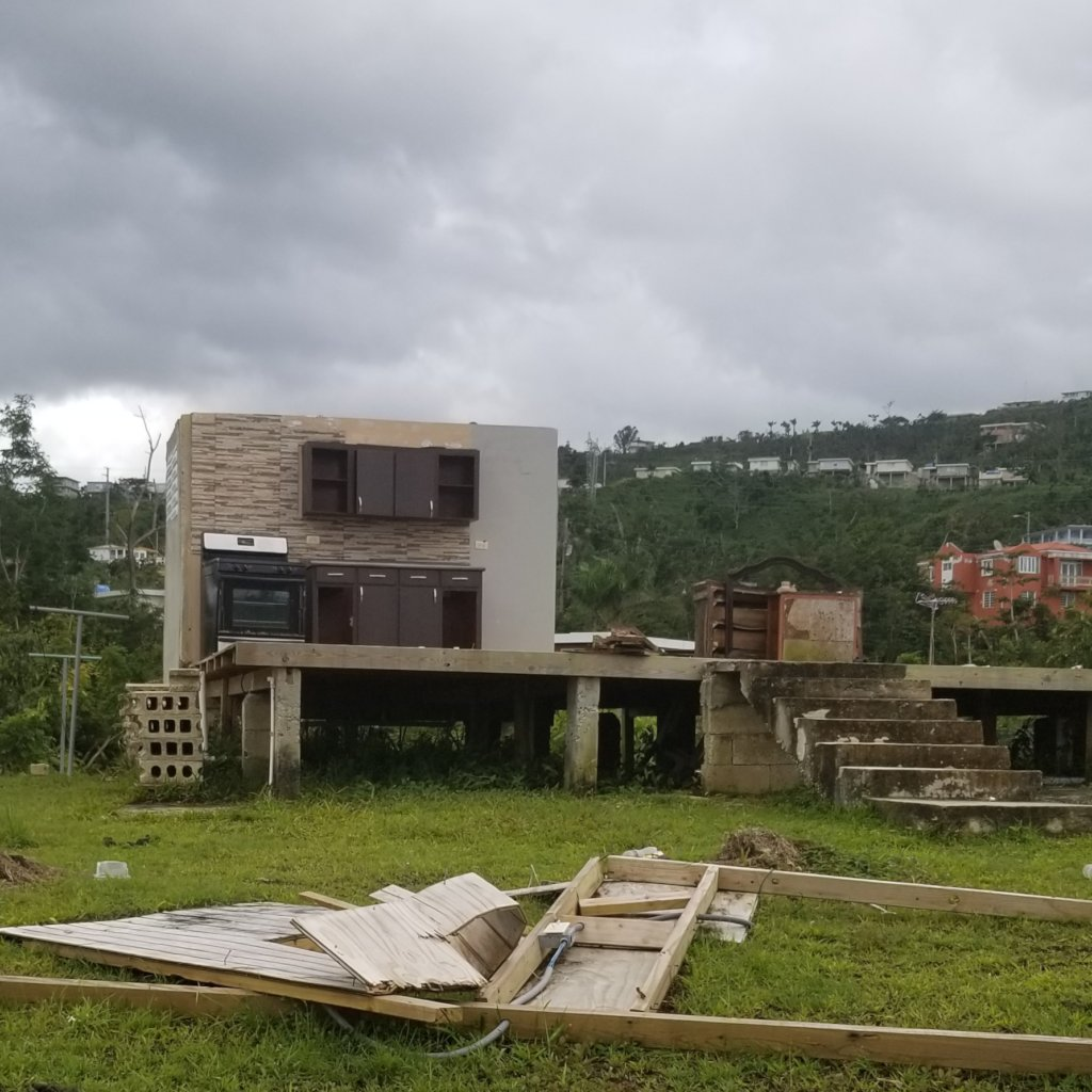 Hurricane Maria: Helping Children in Puerto Rico