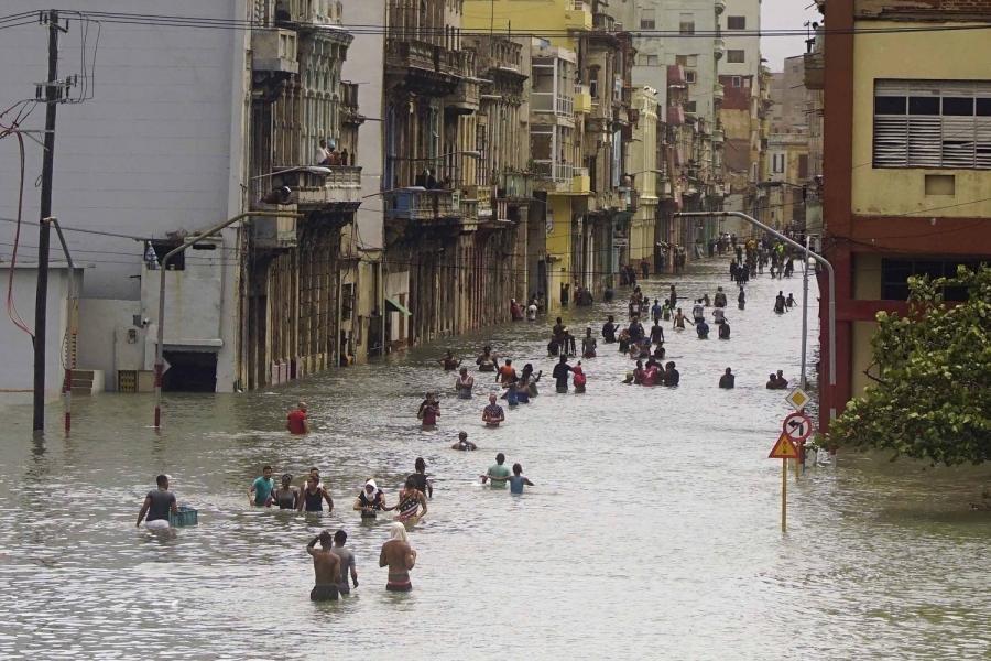 Hurricane Irma Recovery in Cuba