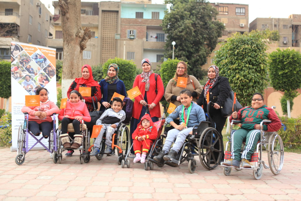 Social Awareness about Differently Abled in Egypt