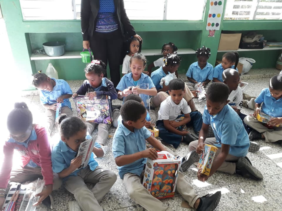 Toys for Dominican Children