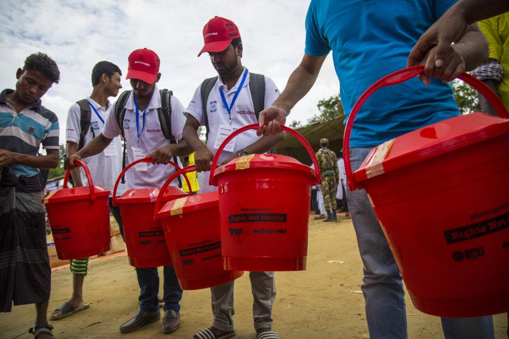 Support Rohingya Refugees