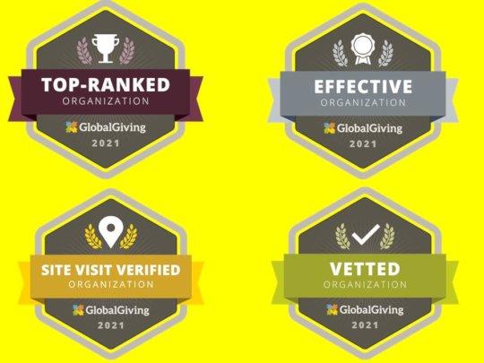Top ranked non profit