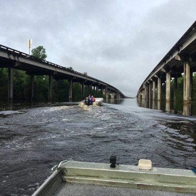 Marine SAR Training in Louisiana