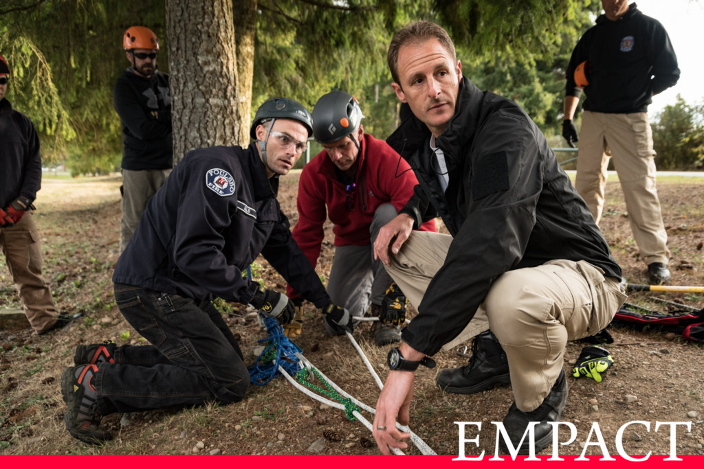 Rescuer Training (2017-2018)