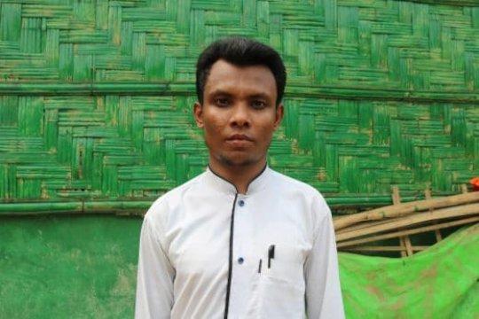 Amir in Bangladesh. Photo: Sabrina Idriss (2019).