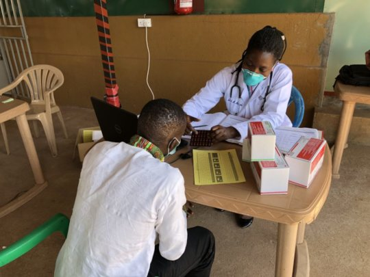 Tuberculosis screening at every point of contact