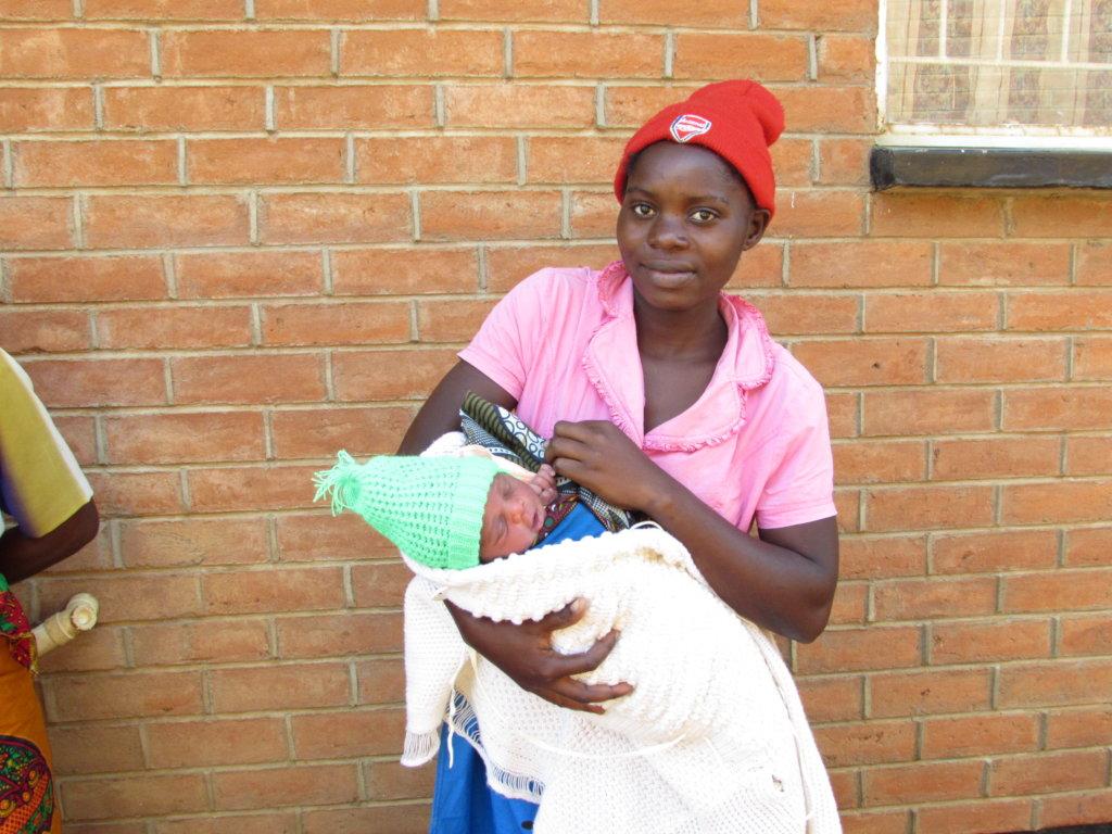 Clean water brings health to rural Malawi