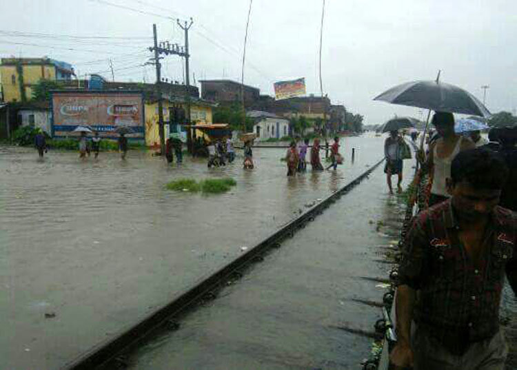 Emergency support to Flood Victims for Bihar,India