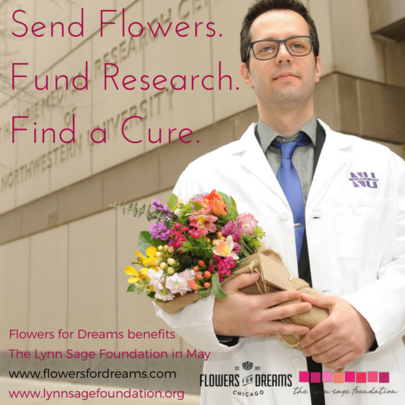 Flowers for Dreams supports LSF this May!