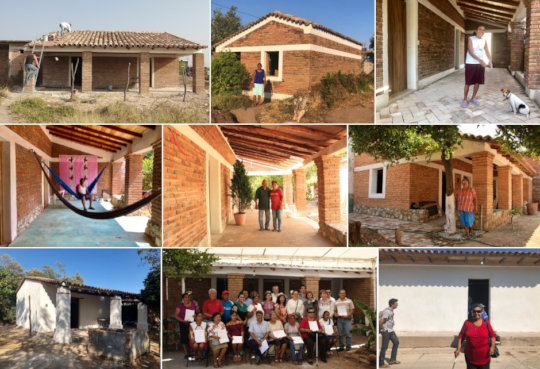 41 traditional istmena houses concluded until now