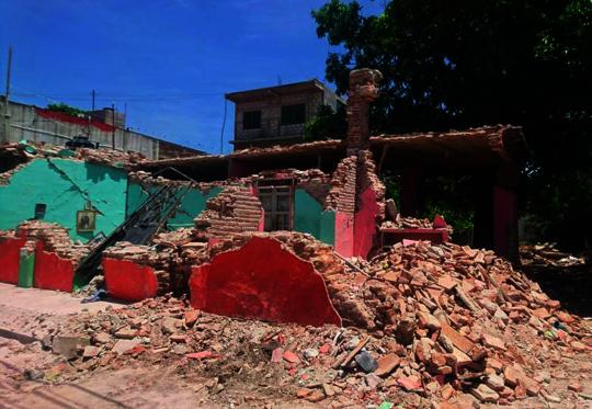 Housing damages diagnosis