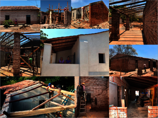 Traditional houses reconstruction & reinforcement