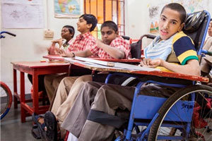 Special Education for 500 students in South India