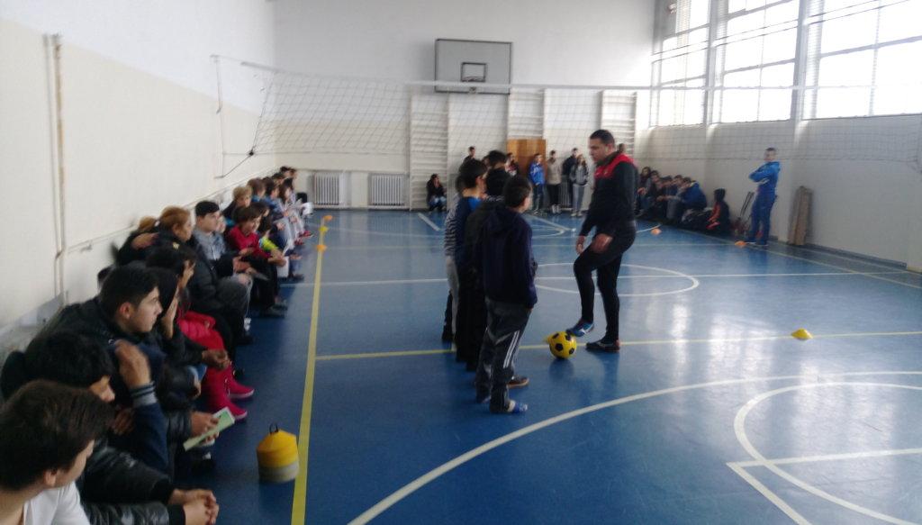 Sport Revolution in Bulgaria