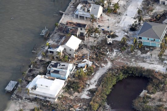 Hurricane Irma Psychotrauma Support for Victims