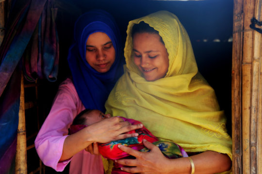 Photo courtesy of Friends of UNFPA, Inc