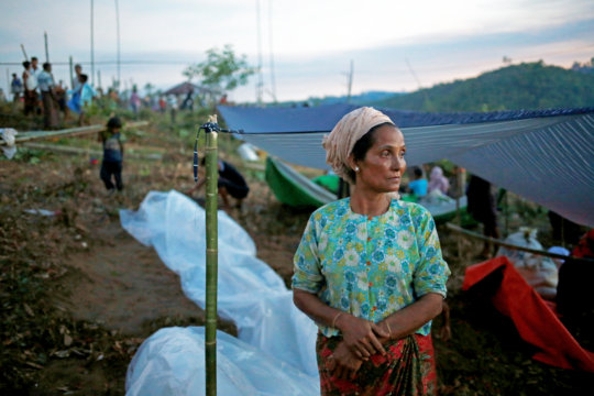 Rohingya Refugee Relief Fund