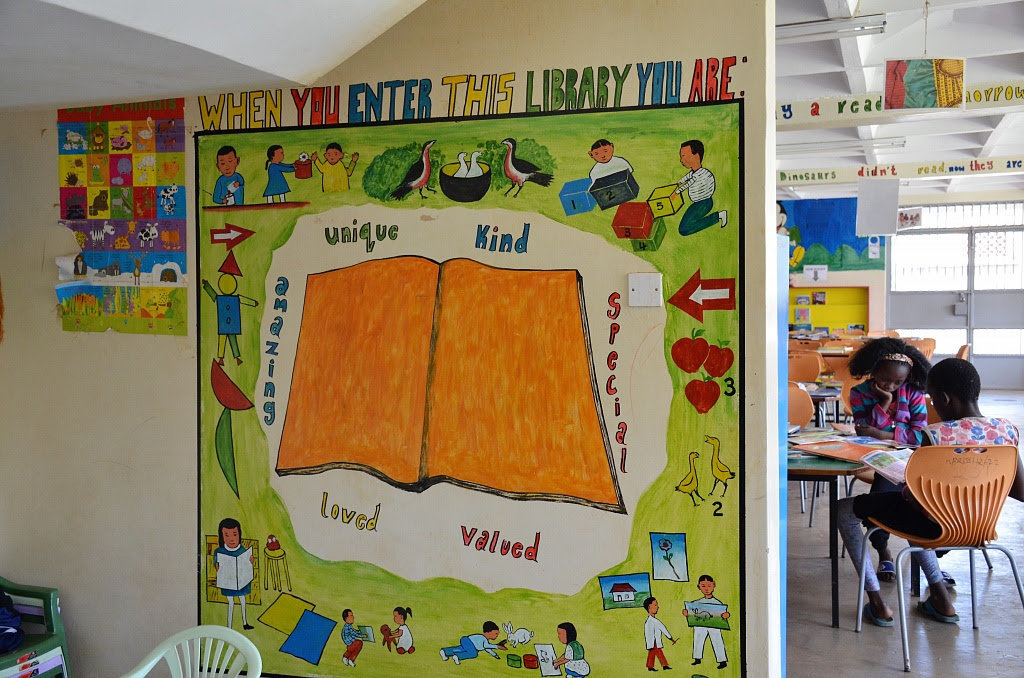 Libraries bringing opportunities for all people