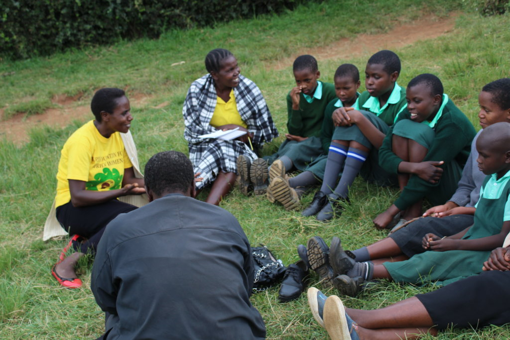 End Female Genital Mutilation in 9 schools, Kenya