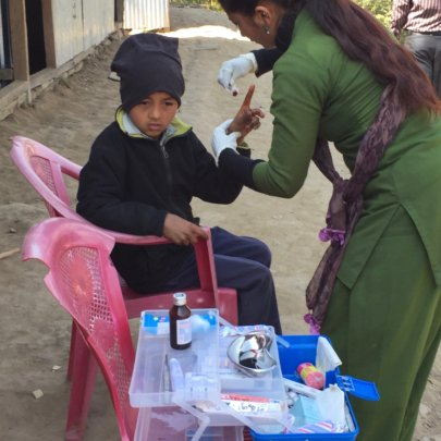 Better Health for Women and Families in Nepal