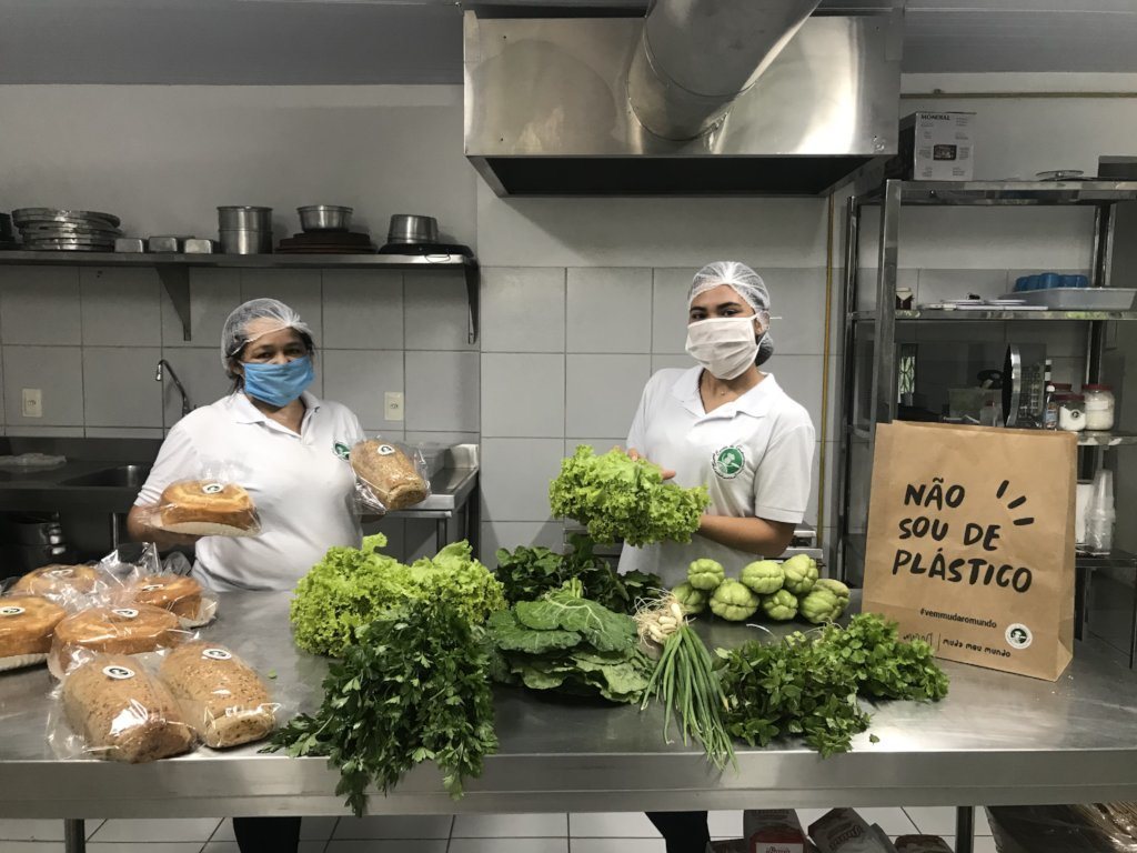 Train 100+ Brazilians in Sustainable Culinary Arts