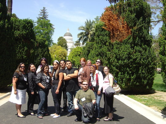 Empowering the 78,278 Foster Youth in California