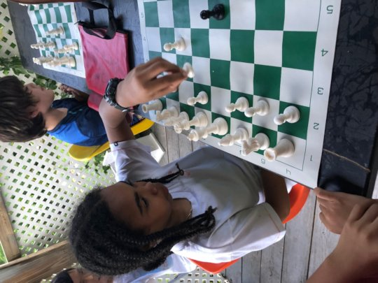 Free Chess Club now has advanced players!