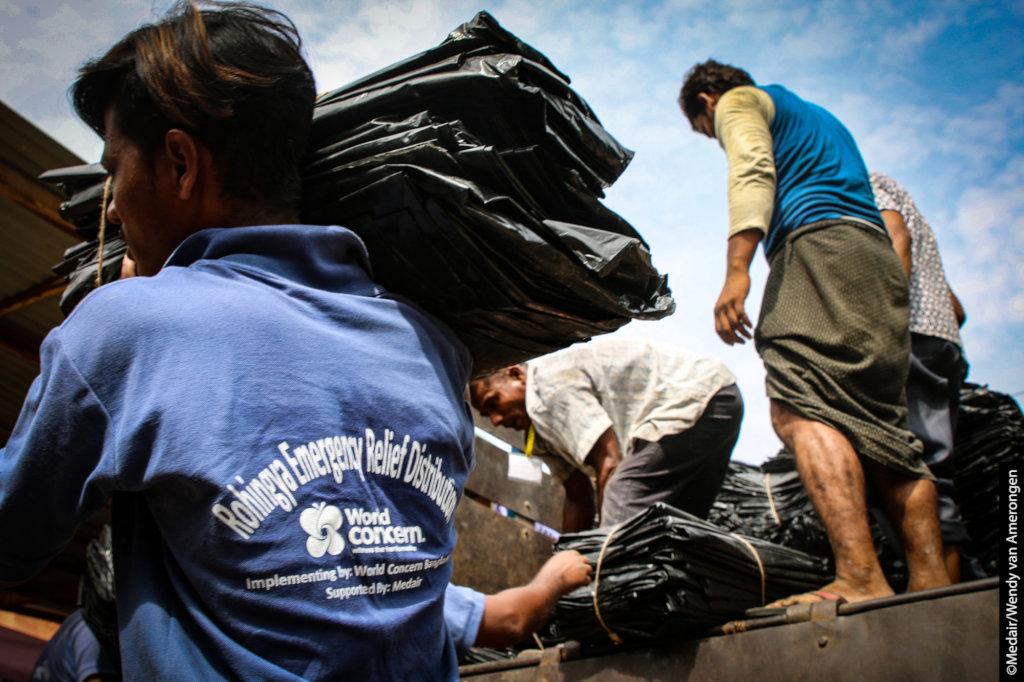 Rescue a Rohingya Refugee Family