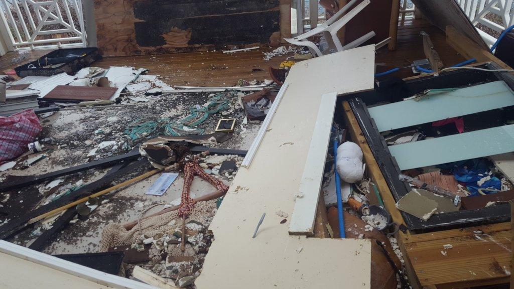 Sisterhood Agenda Hurricane Irma Relief St. John