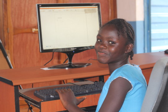 New Computers Urgently Needed for Girls' Training