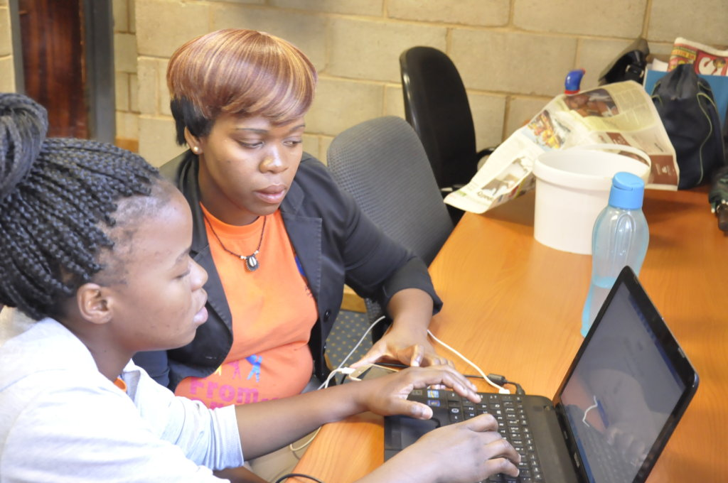53 computers for disadvantaged South African youth