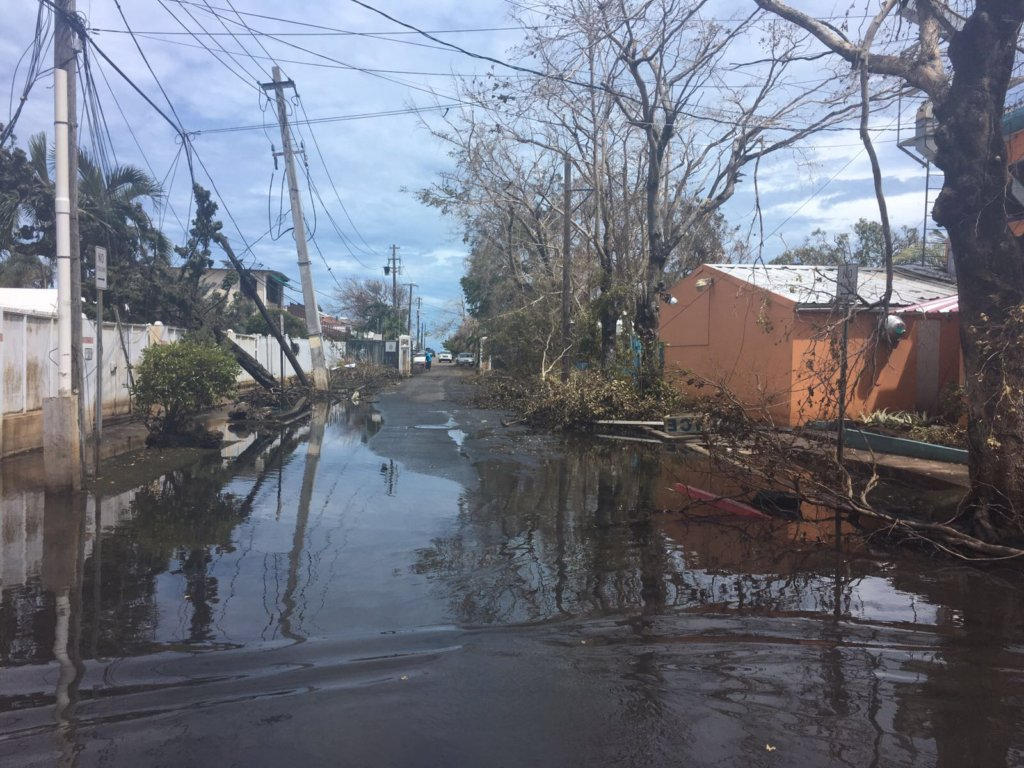 Hurricane Maria Children's Relief Fund