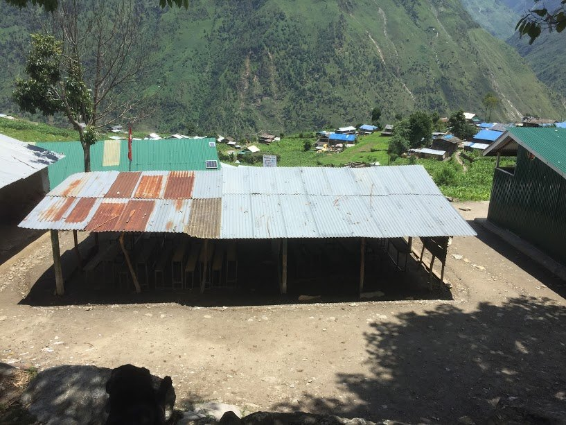 Support School and Latrine Construction in Nepal