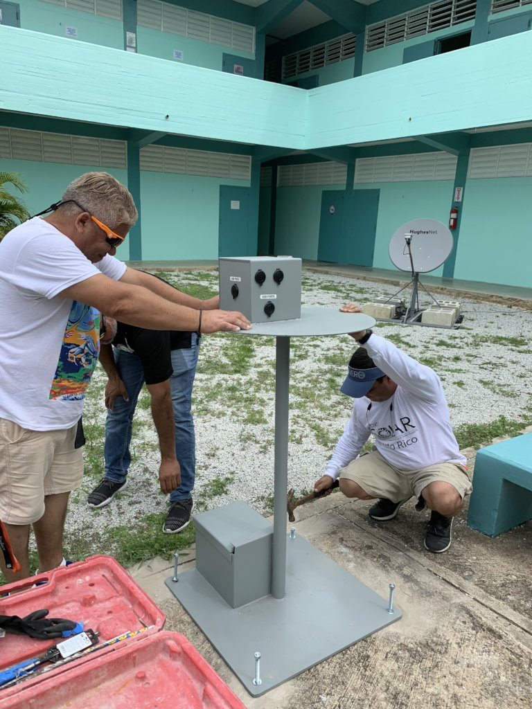 Help Bring Electricity to Puerto Rico