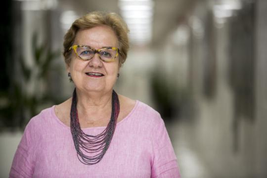 Janice Petrovich, Executive Director of la RED.