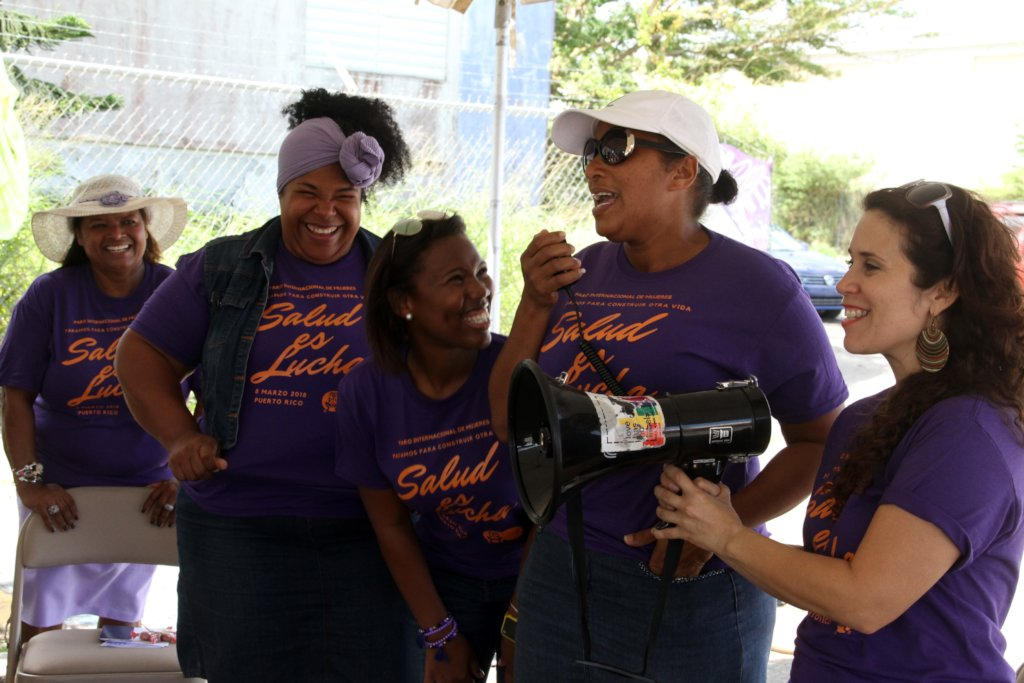 Taller Salud is a community-based organization.