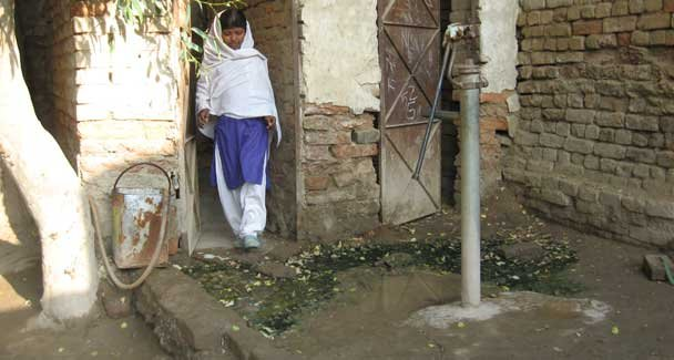 Hygiene Kits & Construction of Toilets For Girls