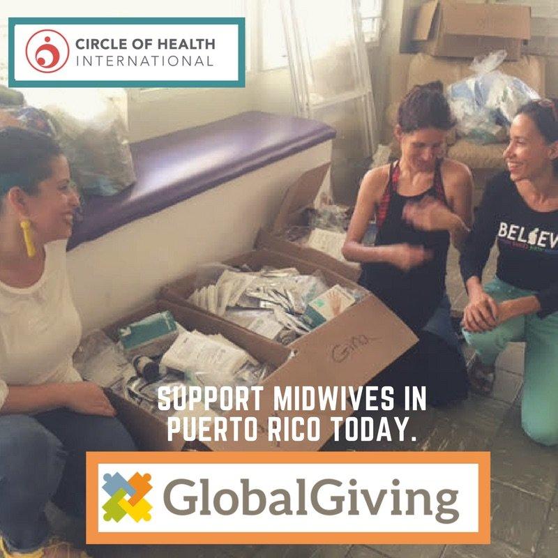 Hurricane Maria Women's Health Response