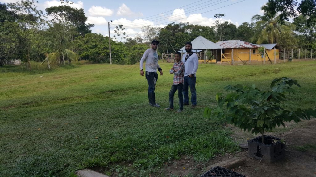 Hope and Development to Ex-combatants in Colombia