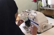 Tailoring training for Somali refugee women
