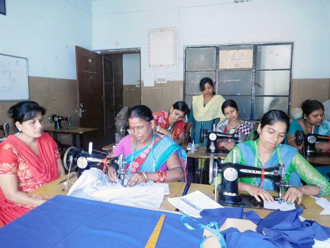Skill Development Training for 120 Slum Youths