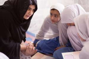 Girls United for Human Rights, Pakistan