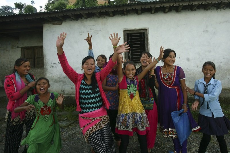#FreedomForGirls is Girl-Led Change
