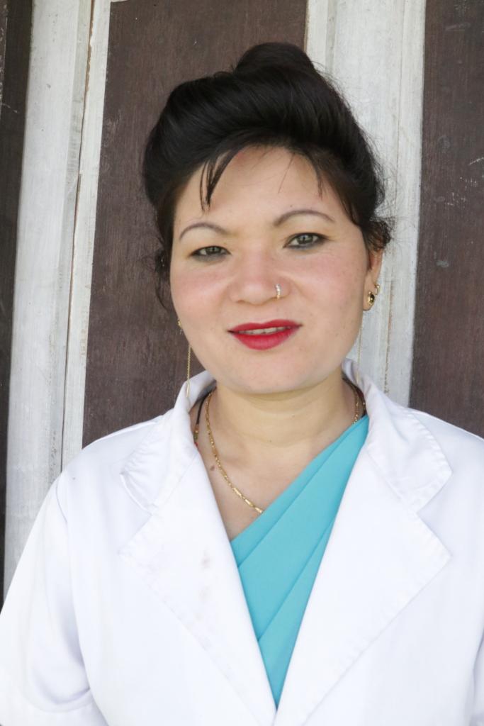 Midwife Menuka