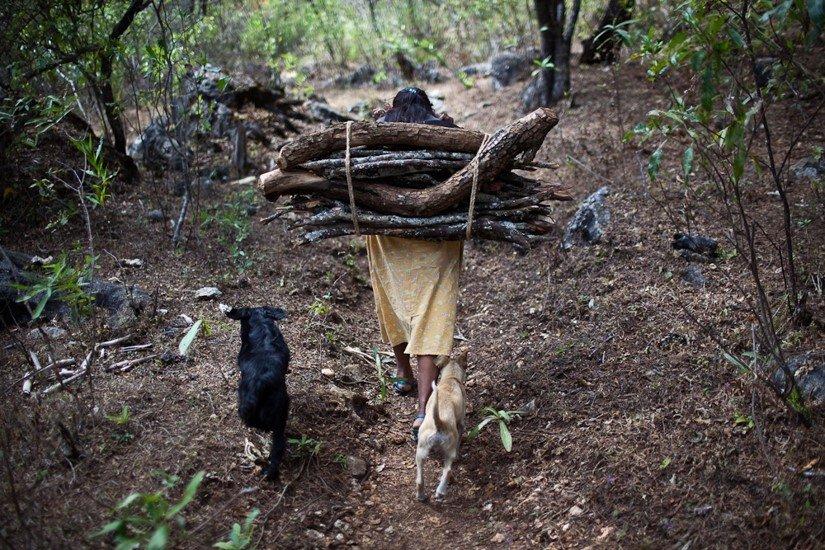 Help to lighten her load