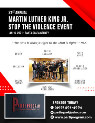 Stop The Violence Event to be hosted in 5 cities
