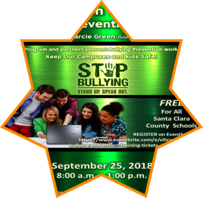 SILICON VALLEY BULLYING PREVENTION TRAINING