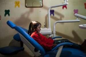 Visiting Dr. Oscar, Atzin Dentist Extraordinaire!