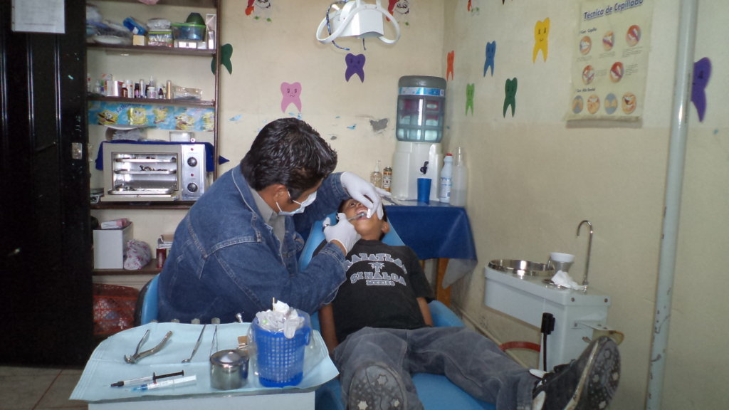 Atzin Dental Program for 1000 Kids Each Year