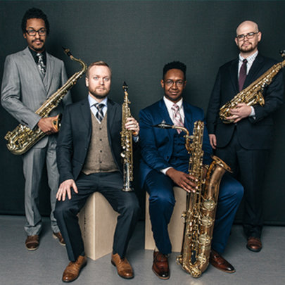 The Kenari Saxophone quartet